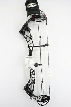 Nib Bowtech Realm X Compound Archery Chasse Bow DL 29 Main Droite 60# Aa 33 1/4