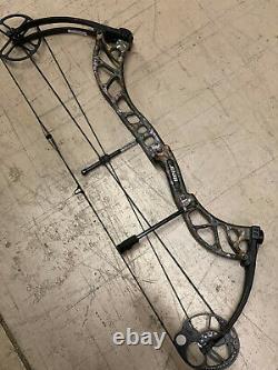 Nice Bear Archery Wild Rth 70# Lh Bow Gaucher Camo Hunting Bow