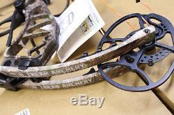 Nouveau 2019 Ours Tir À L'arc Divergent 28 Ata Hunting Bow 70 # Rh Rth Package De Chasse