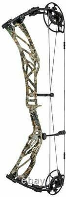 Nouveau 2020 Elite Tir À L'arc Kure Rh 70# Realtree Bow Hunting Compound Réglable