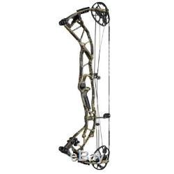Nouveau 2108 Hoyt Hyperforce Rh 27-30 Draw 70 # Sitka Subalpine Arc De Chasse Camouflage
