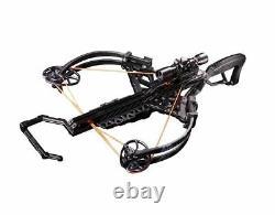 Nouveau Bearx Bruzer Ffl Hunting Compound Crossbow Portée, Flèches Et Accessoires