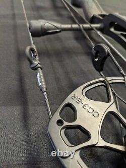 Nouveau Mathews Tx-5 Black Rh 60-70# 23.5-29.5 Draw Longueur Chasse Composé Arc