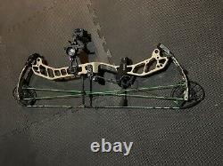Nouveau Pse Nock Sur Evo Ntn 33, Rogan Dudley Hunting 50-60# Rh Compound Bow Nockon