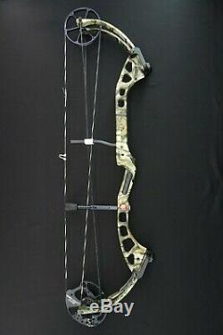 Nouveau Pse Tir À L'arc Bow Madness Rts Rh 32 60 # 25-30 Tirage Mossy Oak Hunting Camo