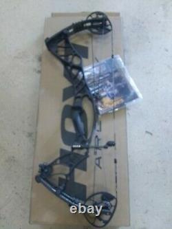 Nouvelle Marque Hoyt Helix Turbo Compound Chasse Bow Rh 70lb 29 Blackout