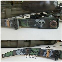 Oneida Eagle Aero-force X-80 Composé Bow Archery Bowfishing 50-70 Draw Med