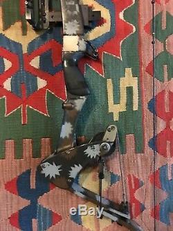 Oneida Screaming Eagle Chasse Pêche Arc Droit 50-70lb. Med 30-50-70 Lb