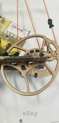Ours Tir À L'arc Divergent Bow Rh 70 Composé # Camo Nouveau