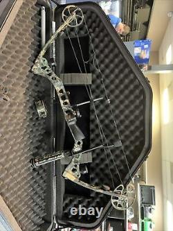 Parker Archery Phoenix 34 Composé Bow Rh 30/70