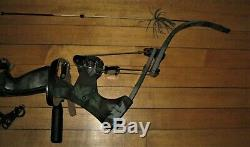 Près De Menthe Oneida Eagle Aero Force X80 Chasse Bow Bow 80-90 # Short Draw Loaded