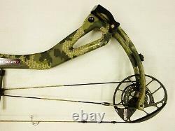 Pse Archery Carbon Air Stealth Mach 1 Kuiu Verde 2.0 Rh 70# 25 30,5