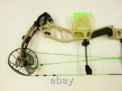Pse Archery Evo Ntn 33 Membres Tan/subalpine Rh 70# 26 31,5