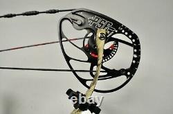 Pse Archery Sinister Compound Rh Hunting Bow Package Avec Boîtier Et Flèches