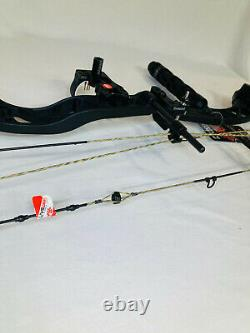 Pse Brute Nxt 2021 Bow Black 70# Rh Hunting Bow Package Nouveaux Navires Libres Aujourd'hui