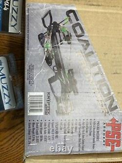 Pse Coalition Frontier Compound Hunting Crossbow 380fps