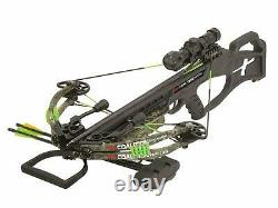 Pse Coalition Frontier Compound Hunting Crossbow 380fps 2021 Version