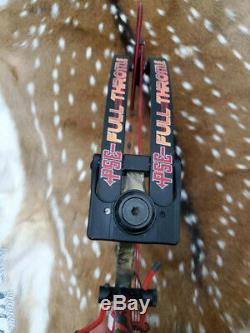 Pse Full Throttle Black Mossy Camo Riser 33 Pouces Chasse À L'arc