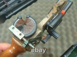 Pse Infinity Compound Bow Archery Hunting, Rh, 50# 28, Avec Accessoires Et Étui