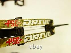 Pse Tiry Drive 3b Avec Kilomètre 25.5- 31 Lh 60 # 70 # Mossy Chêne Pays Nouveau