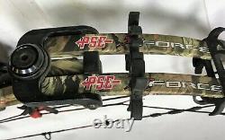 Pse Xforce Revenge Pro Série Composé Chasse Archery Bow 24.5-30 40-70lbs
