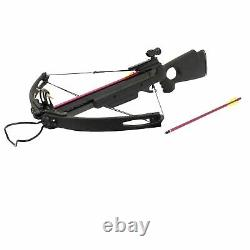 Spider 150 Lbs Compound Hunting Crossbow Deer Target Range Archery Open Box