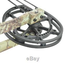 Tir À L'arc Arc À Poulies À Double Usage Catapult Steel Bowfishing Chasse 40-60lbs
