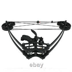 Tir À L'arc Catapult Triangle Bow Double Usage Arc À Poulies À Billes En Acier Bow-pêche Chasse