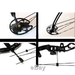 Tir À L'arc Composé Chasse À L'arc Bow Bow Sport Réglable Extérieure Pour Adultes