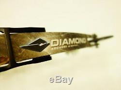 Tir À L'arc Diamant Deadeye 26 30 Hr 50 # 60 # Mossy Oak Utilisé