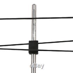 Tir À L'arc En Plein Air Cible Noire Réglable D'arc Composé De Main Droite 30-40lbs