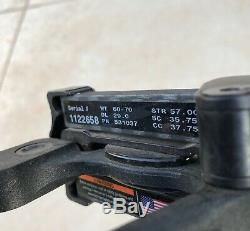 Tir À L'arc Hoyt Nitrum 34 Bow Composé Rh Chasse Noir # 27 28 60-70 29 Blackout