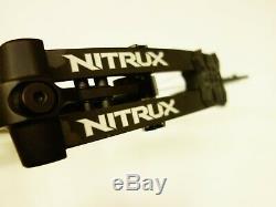 Tir À L'arc Hoyt Nitrux 27 30 Hr 50 # -60 # Noir Nouveau