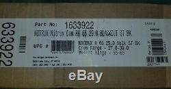 Tir À L'arc Hoyt Nitrux Rh 55-65 # 27-30 Blackout Couleur Bnib