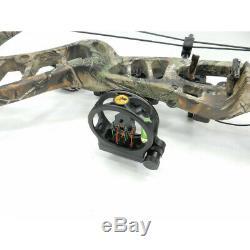 Tir À L'arc Hoyt Powermax Droit Compound Handed Bow 25.5-30.0 50-60lbs