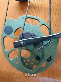 Tir À L'arc Légion Ours Composé Rh Camo Accessoires Set-up 50-60 # 26-31