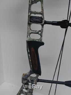 Tir À L'arc Mathews Vertix Arc Composé De Chasse Bord Camo Rh 30 60 70 #