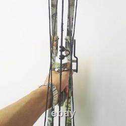 Tir À L'arc Triangle Composé Bow Droit Main De Chasse À La Main Gauche Concours De Tir 40lbs