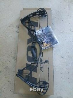 Tout Nouveau Hoyt Helix Turbo Compound Hunting Bow Rh 70lb 29 Blackout