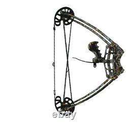 Triangle De Tir À L'arc Composé Bow 45lbs Droite Gauche Tir Concours De Chasse