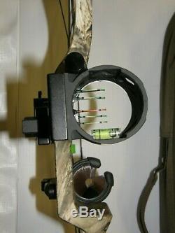 Utilisé Pse Stinger Paquet Extreme Avec Étui, 6 Flèches Et Trufire De Presse