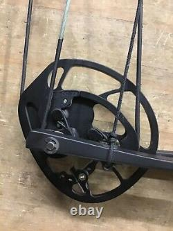 Utilisé Rh Hoyt Carbon Spyder Turbo Paquet 60-70 # 26-28 Tirage Prêt À Chasser
