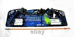 Vortex Bow Fishingby Barnett Avec Reel Retriever & Fishing Arrow