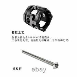 X10 Compound Bow Sight 8x Scope Magnifier Remplacer Bow Objectif Pour La Chasse Au Tir À L'arc