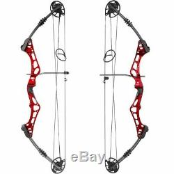 Xtremepowerus Composé Bow 30-55 Lbs 24 À 29,5 Chasse Tir À L'arc Équipement